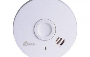 Le Kidde 10Y29 : un détecteur de fumée anti-vandale