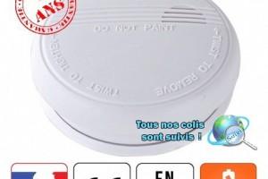détecteur de fumée Housegard