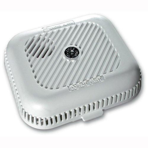 Ei-Electronics-Ei105H-Dtecteur-de-fume-NF-Sans-Fil-85dB-Bouton-Test-Fonction-Silence-Blanc-Pile-9V-incluse-0