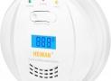 Test du détecteur de monoxyde de carbone Heiman 723ESY
