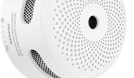 Test du détecteur du Mini détecteur de fumée X-Sense XS01