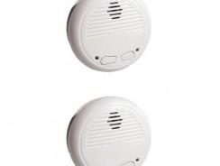 Test du détecteur de fumée Chacon 34126 (pack de 2)