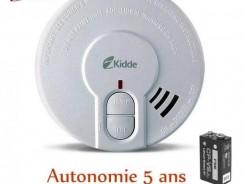 Test du détecteur Kidde 29HLD-FR , un détecteur de fumée «prévu» pour durer
