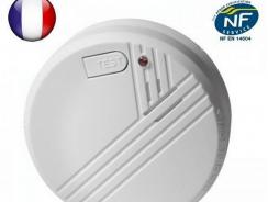 Test du détecteur de fumée Home Secure