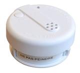 Test du détecteur de fumée Tibelec KD-128 G