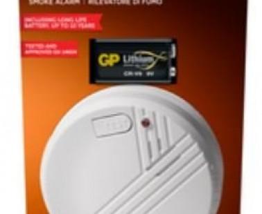 Test du détecteur de fumée Housegard (autonomie 10 ans)