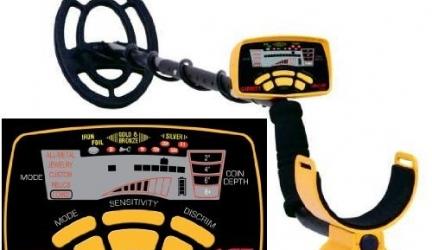 Test du détecteur de métaux Garrett ACE 250