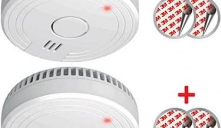 Test du détecteur de fumée ELRO FS1805
