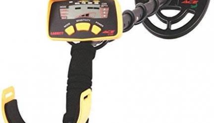 Test du détecteur de métaux Garrett ACE 150