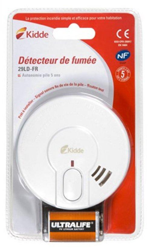 Kidde - Détecteur de fumée Kidde 29LD-FR