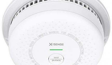 Test du détecteur de fumée X-Sense SD03